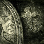 Леонид Строганов офорты гравюры графика Leonid Stroganov etchings graphic art